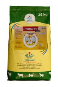 CYROZINE-25-KG