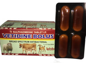 vetidine-bolus